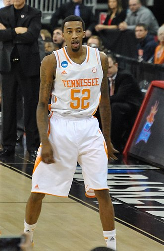 Jordan McRae - McRae playing for Tennessee