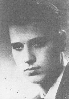 José Aboulker Algerian resistance leader