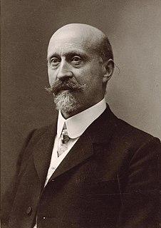 Josef Anton Schobinger member of the Swiss Federal Council