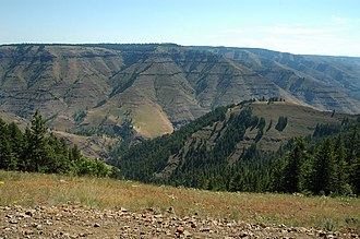 Joseph Canyon - Image: Joseph Canyon, Oregon