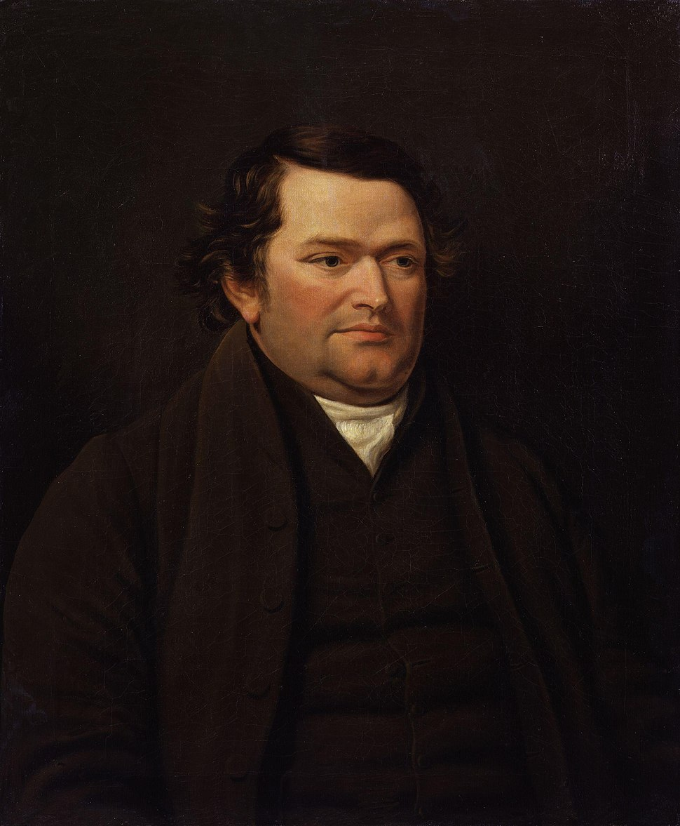 Joseph Lancaster by John Hazlitt