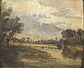 Joseph Mallord William Turner (1775-1851) - On the Thames (^) - N02307 - National Gallery.jpg