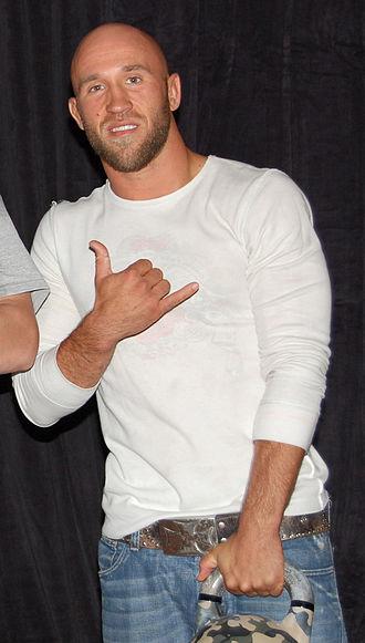 Josh Burkman - Burkman in 2007