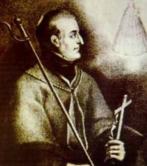 Juan María de Salvatierra - Juan María Salvatierra, S.J.