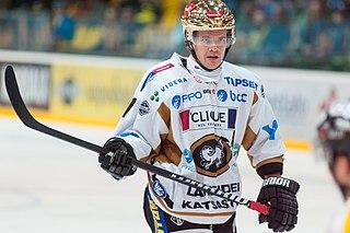 Juha-Pekka Haataja Finnish ice hockey player