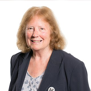Julie Morgan Welsh Labour politician and Member of the Senedd for Cardiff North