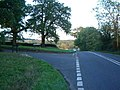 Junction of Broomehall Road (left) with Burywood Hill (Stane Street) - geograph.org.uk - 71042.jpg