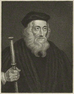 John Wickliffe