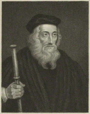 History of Protestantism - John Wycliffe