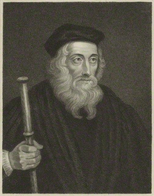 John Wycliffe, Bible translator