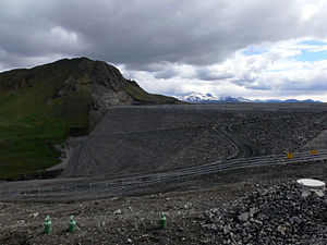 Kárahnjúkar Hydropower Plant - Image: Kárahnjúkur 05