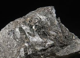 Kësterite - Mine de Cligga, St Agnes District, Cornouailles, Angleterre