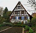 Königsbach, Traishof - Fachwerkhaus 2 - panoramio.jpg