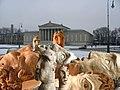Königsplatz vor der Antikensammlung - panoramio.jpg