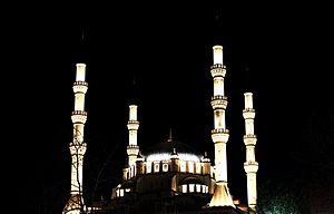 Kırıkkale - Kırıkkale Nur Mosque