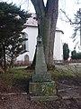Kříž pod jižní stěnou kostela sv.Jakuba Většího 01.jpg