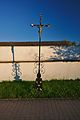 Kříž u fary, Štěpánov nad Svratkou, okres Žďár nad Sázavou.jpg
