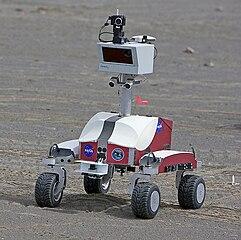 robot K10 - image NASA