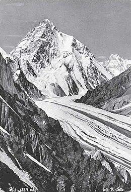 1939 American Karakoram expedition to K2 - Wikipedia
