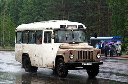 улицах Томска в конце 90-х
