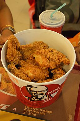 KFC - Pressure-fried Chicken - Howrah 2014-03-23 9718