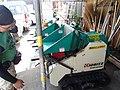 KIORITZ ウッドチッパー 機械にもしっかり休みを!! (29430974286).jpg