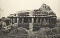 KITLV 88175 - Unknown - Temple at Aihole in British India - 1897.tif