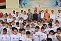 KOCIS Taekwondo class in Egypt (5838015419).jpg