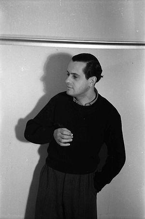 Curt Ackermann - Curt Ackermann in 1939.