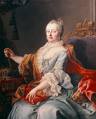 Count of the Székelys - Maria Theresa, who started to style herself count of the Székelys at their request