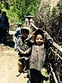 Kalash boys at Bumburet (Bombrait), northern area pakistan.jpg