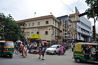 Kamarhati Municipal Office - Belgharia - North 24 Parganas 2012-04-11 9456.JPG