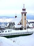 Kamienna Góra, kościół pw. Najświętszego Serca Pana Jezusa (Aw58)DSC01144.JPG