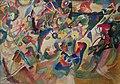 Kandinsky - Entwurf 3 zu Komposition VII PA291217.jpg