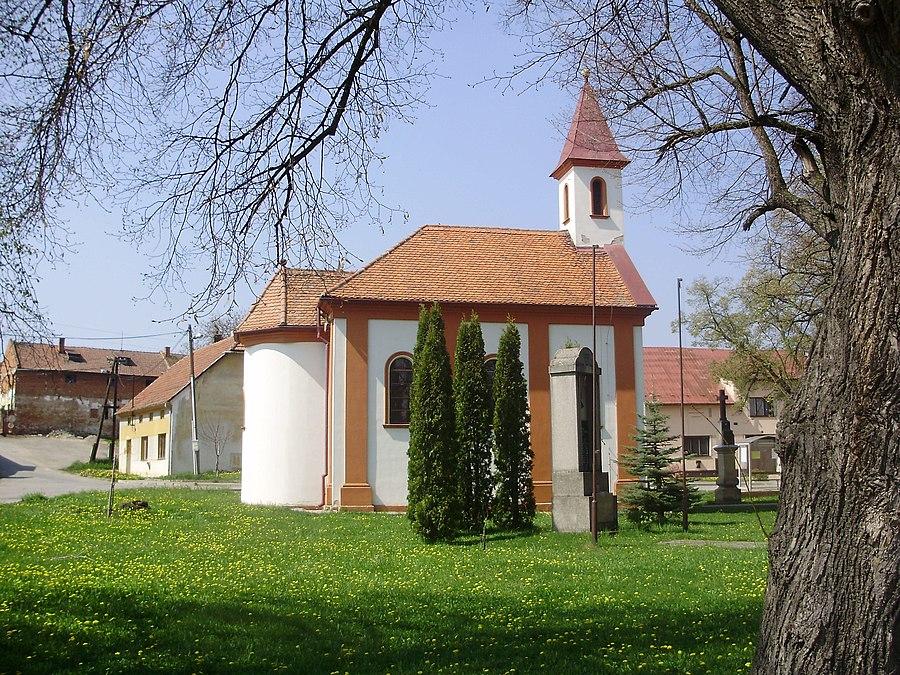 Dětkovice (Vyškov District)