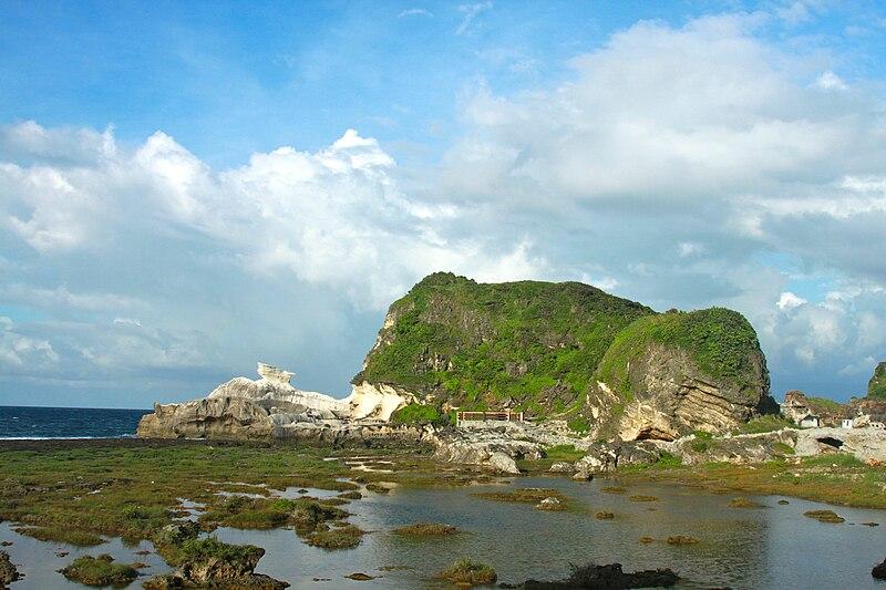 File:Kapurpurawan Rock Formations, Burgos, Ilocos Norte