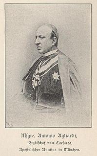 Antonio Agliardi cardinal