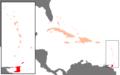 Karibik Trinidad und Tobago Position.png