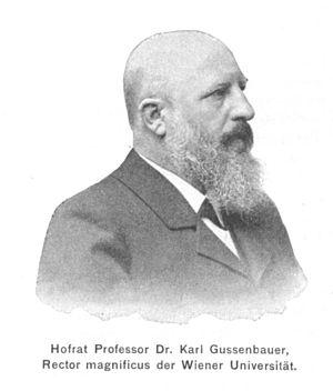 Carl Gussenbauer
