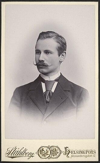 Karl F. Sundman - Karl F. Sundman.