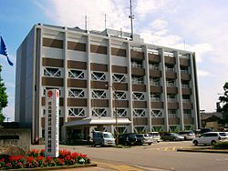 Kashiwazaki City Office.jpg