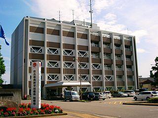 Kashiwazaki, Niigata City in Chūbu, Japan