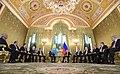 Kassym-Jomart Tokayev and Vladimir Putin (2019-04-03) 04.jpg