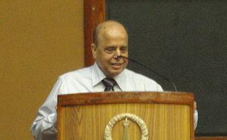 Krishnaswamy Kasturirangan Indian space scientist