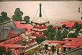 Katsushika Hokusai, il tempio kinryuzan di asakusa, dalla serie nuova edizione di pitture prospettiche, 1809-13 ca. 02.jpg