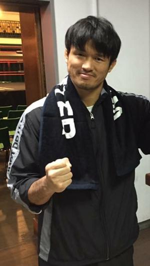 Katsuyori Shibata - Shibata in November 2016