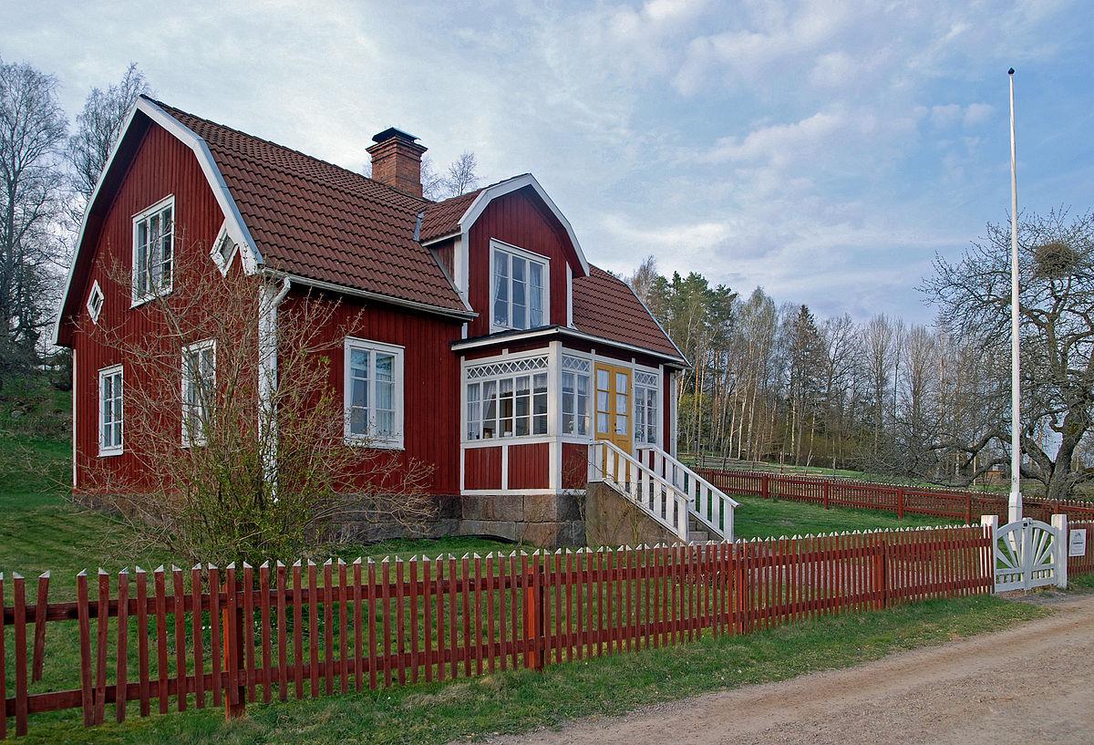 Schwedenhaus farben bedeutung  Schwedenhaus (Fertighaus) – Wikipedia