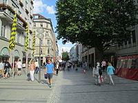 Kaufingerstraße in Munich.JPG