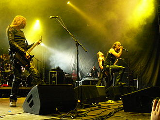Keep of Kalessin - Live at Devilstone Open Air festival in Anykščiai, Lithuania on July 17–19, 2009