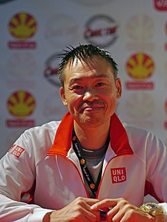 Keiji Inafune Japanese video game producer, illustrator, and businessman